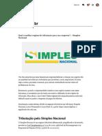 Qual o melhor regime de tributação para sua empresa_ – Simples Nacional.pdf