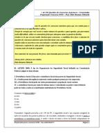 INSS Pacote Quest Oes Comentadas Italo Romano INSS 1