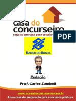 Apostilabb2015 Curso redacao Carloszambeli BANCO DO BRASIL