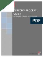 Trabajo de Investigacion Derecho Procesal Civil i