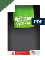 LIBRO VERDE Revolucion Cultural 2011