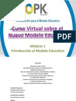 Modulo1 Introduccion Modelo Educativo