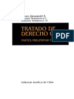 Somarriva M. Alessandri a. - Tratado De