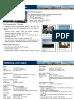 Drillmec HH 300 Summary