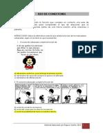 Control de Uso de Conectores Mafalda Cr