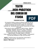 FISICA Integral