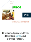LIPIDOS-FITOQUIMICA