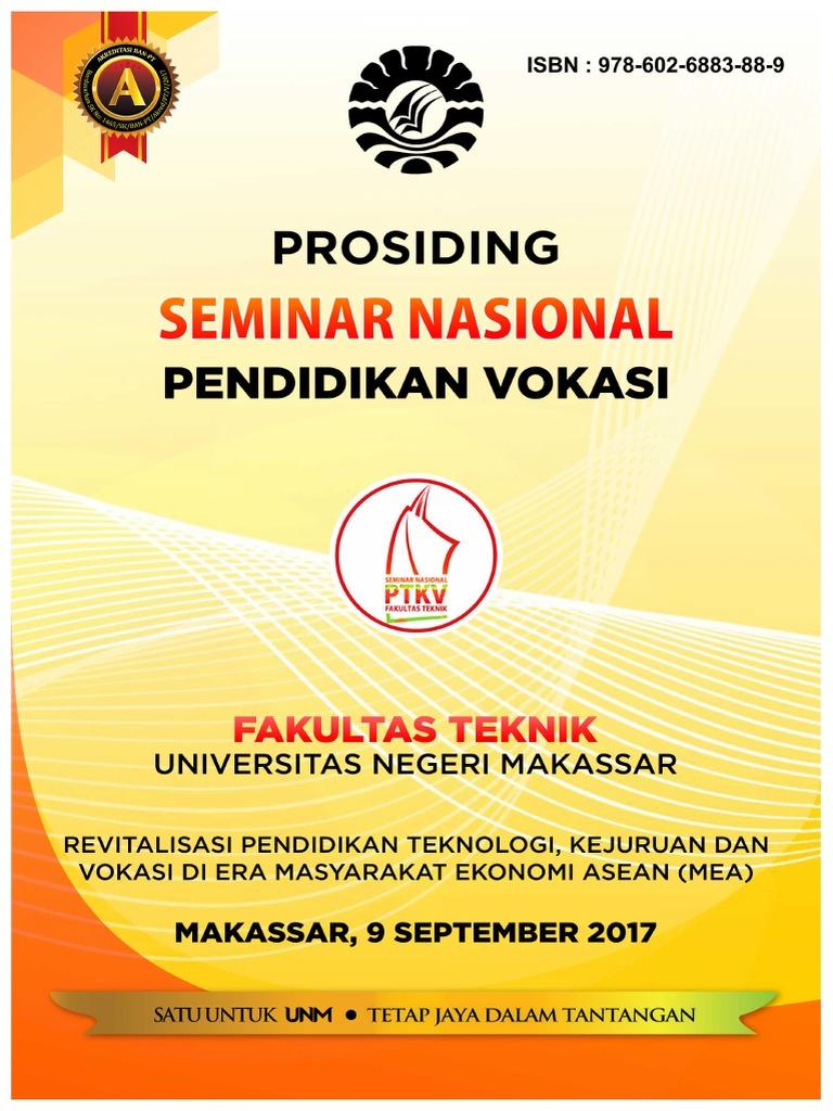 17 Prosiding Seminar Nasional Fakultas Teknik 20   PDF