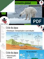 Aquecimento e Os Ciclos Biogeoquimicos