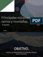Montañas Volcanes