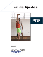 Manual de Ajustes 2017 - Yoga Mandir