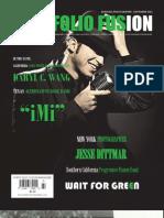 Portfolio Fusion Magazine (September 2010)