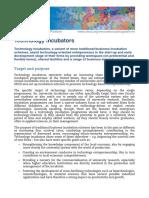 OECD Technology Incubator