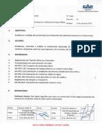 Cap Mineria Especificaciones Tecnicas Vehiculos Livianos Mina Los Colorados