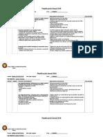 Planificación Anual 2018 (Talleres Sep y Jec)