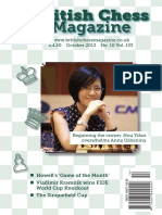 The British Chess Magazine Vol 133