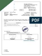 Orden de Cotizacion Adiplus Sac