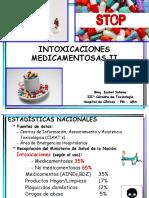 Intoxicaciones medicamentosasII