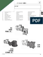 STM Electric Motor Data