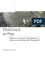 Heritage at Play