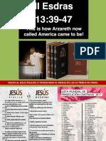 9 Tribus de Israel en America
