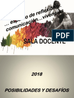Sala Docente 2018