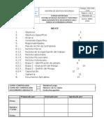 Plan de Gestion Icmant TMERT EESS
