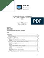 Teoria Del Estado Navarro 2do2016
