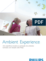 Leds Ambient Experience