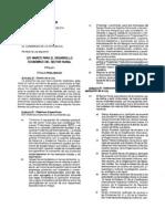 Ley 28298 - Marco para el Desarrollo Económico del Sector Rural