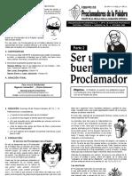 Sbs Proclamadores 30 Oct 2008