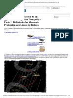 Definiendo Los Muros de Protección de Un Talud Con Líneas de Rotura _ Tutoriales Al Día CIVIL 3D