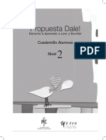 DALE Cuadernillo Alumno Nivel 2