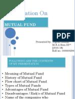 Mutual Fund Yogesh 2