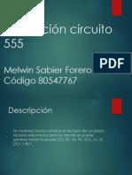Circuito 555 - Melwin