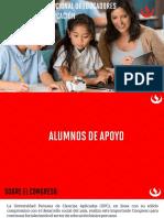 Alumnos de Apoyo - Información General