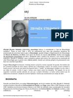 História Da Museologia - Zbynek z. Stránský