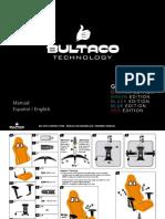 Bultaco Gaming Chair