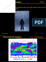 Lecture 1 - Precipitation and Snowmelt- Precipitation and Snowmelt.ppt