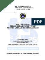 Lestari Ts25 Cover