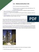 Print - Framing Schematics - Steelconstruction