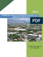 Informe Ambiental 2011 Municipio de Valledupar
