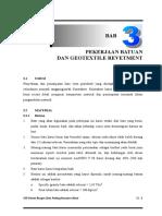 ST Bab 3 Pekerjaan Batuan Revetment Dan Geotextile