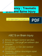 Emergency Brain and Spine