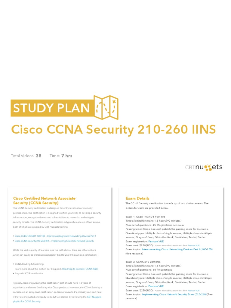 ccna security cbt nuggets video free download Is Ccna