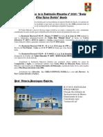 RESEÑA HISTORICA DE LA IE N°20351-JESÚS ELÍAS IPINZE