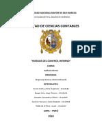 Trabajo de Control Interno 01-05