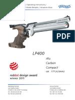 LP400 Manual