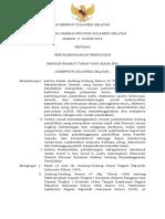 Perda No. 2 Tahun 2016 Tentang Penyelenggaraan Pendidikan di Sulawesi Selatan
