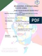 Print Kimia Brosur